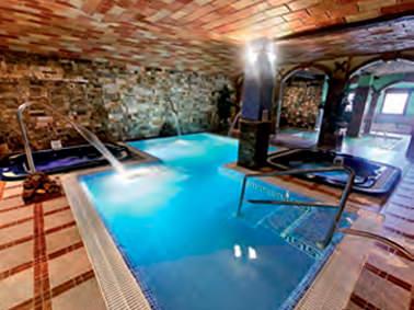 Prevenci n de legionelosis for Casas rurales con piscina en castilla la mancha